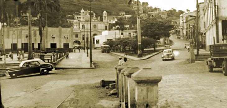 fotos antiguas del barrio las peñas