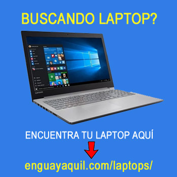 Laptops economicas Guayaquil