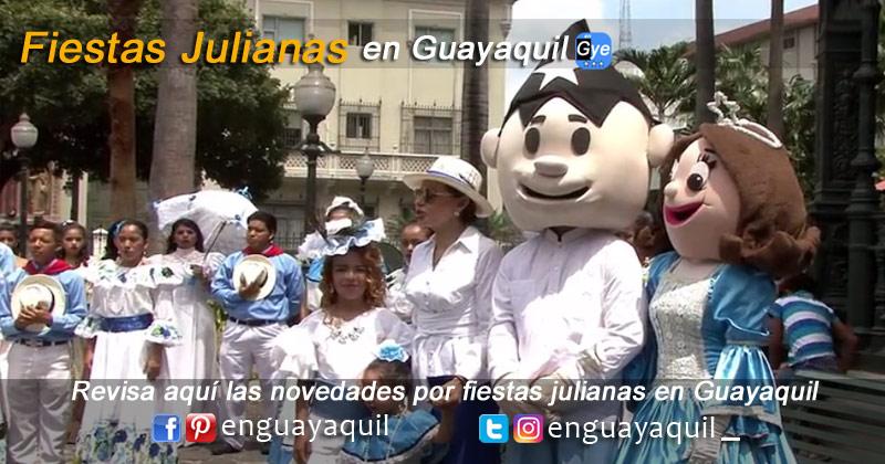 Fiestas Julianas de Guayaquil