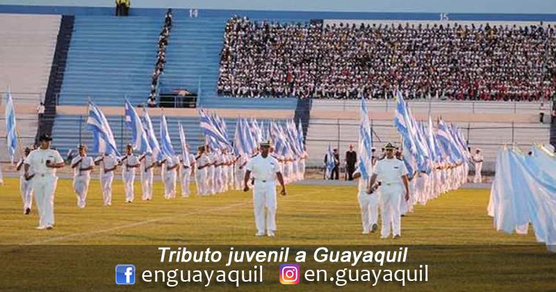 Tributo Juvenil en Guayaquil
