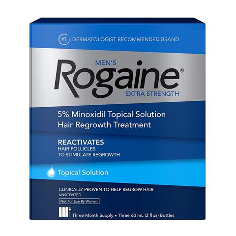 Rogaine Minoxidil Ecuador