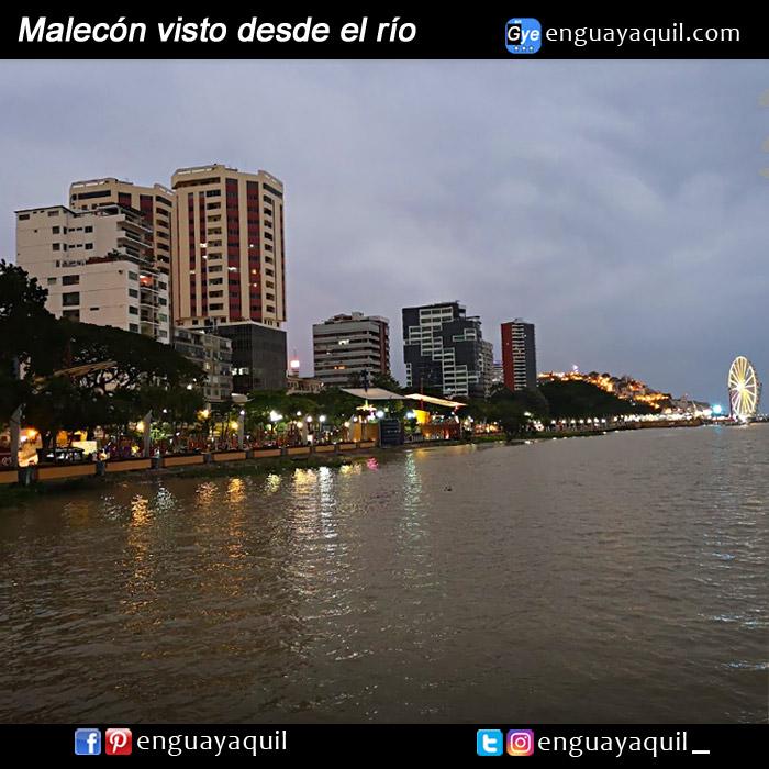 Imagenes Malecon de Guayaquil