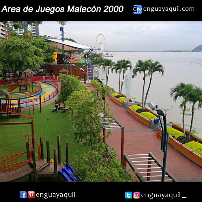 fotos del Malecon de Guayaquil