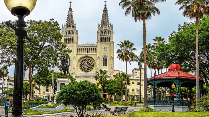 Parque Seminario de Guayaquil