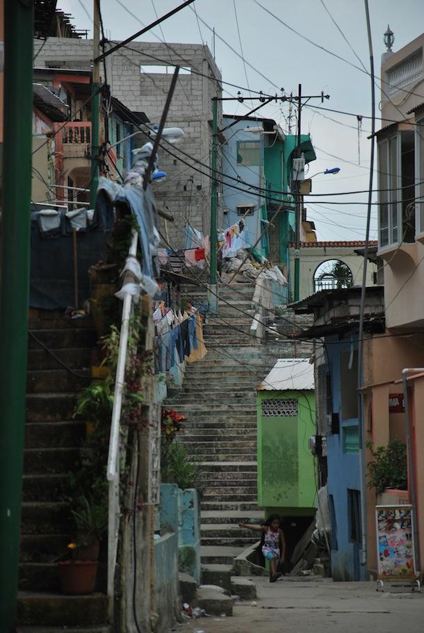 barrio las peñas antes de regeneracion
