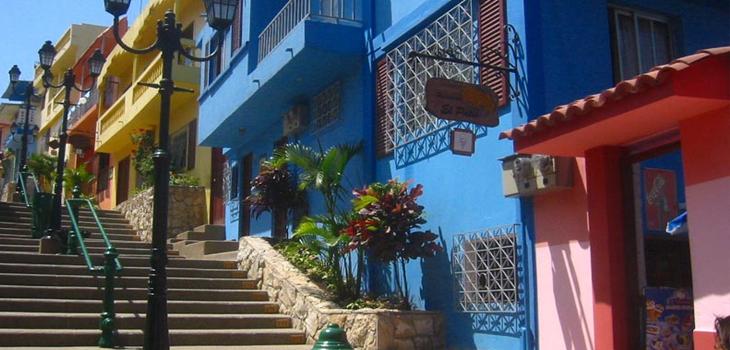 Barrio Las Peñas