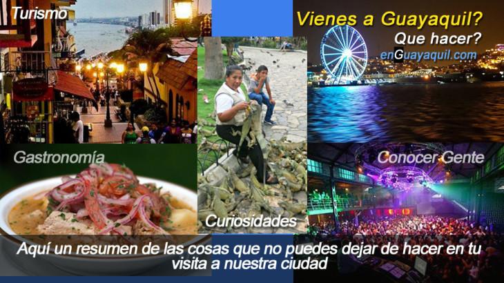 Que hacer en Guayaquil
