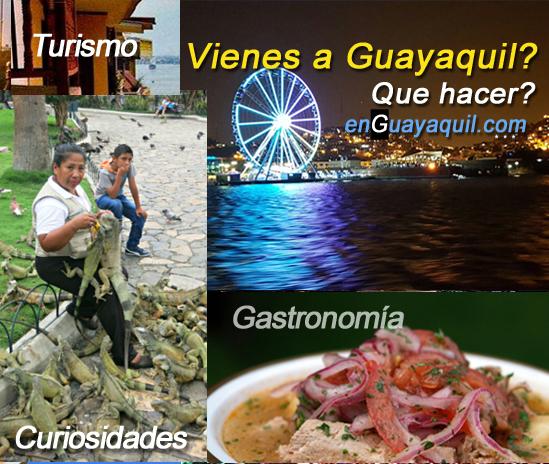 Cosas que hacer en Guayaquil