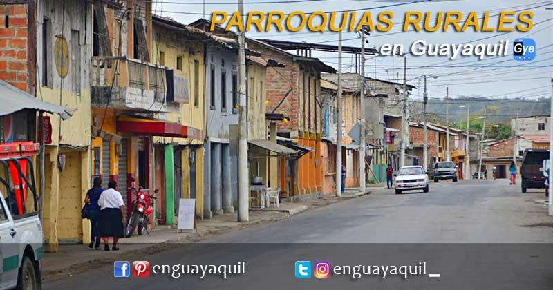 Parroquias Rurales de Guayaquil