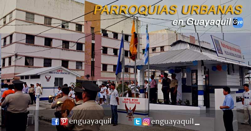 Parroquias Urbanas de Guayaquil