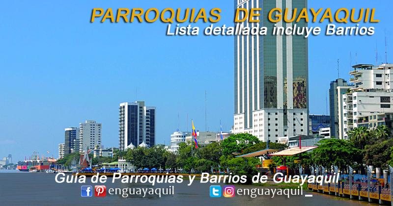 Parroquias de Guayaquil