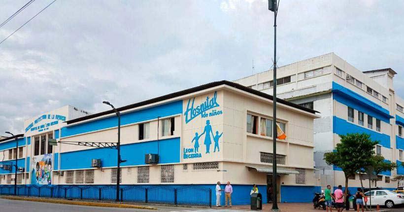 Hospital de Niños León Becerra