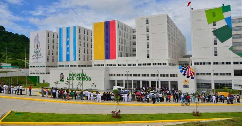 Hospital IESS Los Ceibos