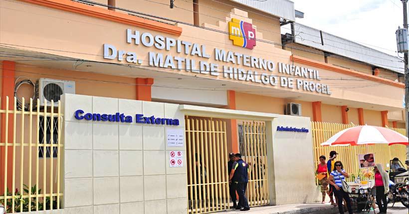 Hospital Materno Infantil del Guasmo