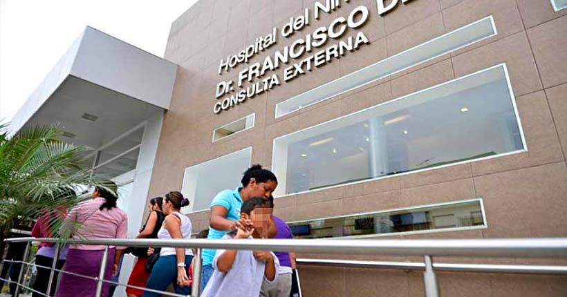 Hospital del Niño Francisco Icaza