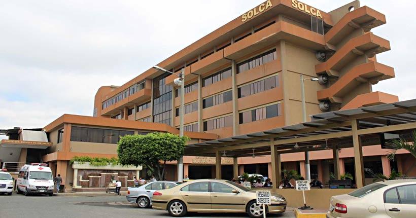 Hospital Oncológico Solca
