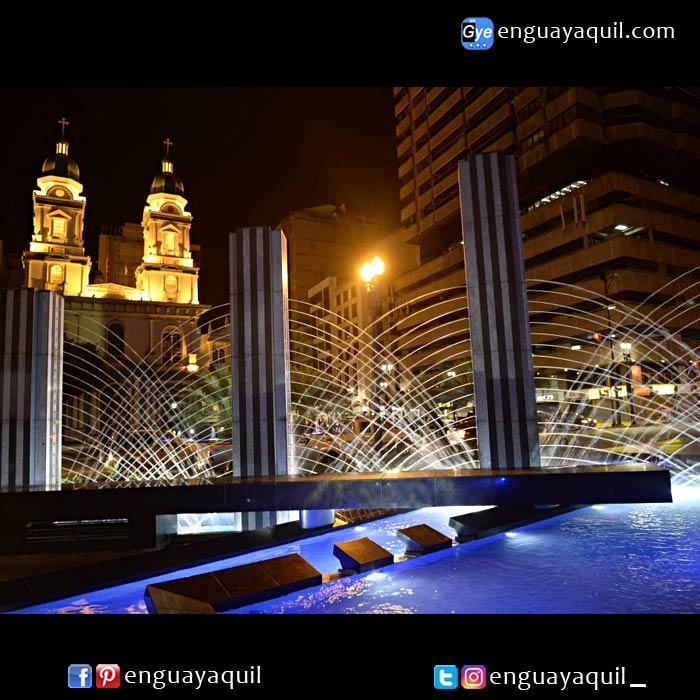 Iglesia San Francisco Guayaquil