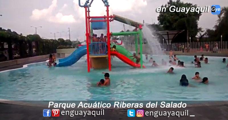 Parques al noroeste de Guayaquil