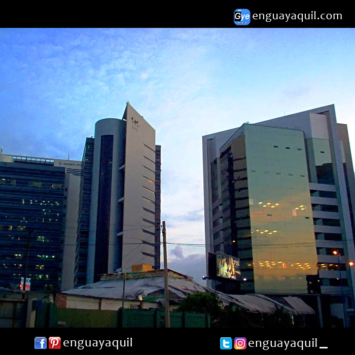 Imagenes de Guayaquil moderno