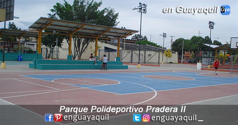 Parque Polideportivo Pradera 2