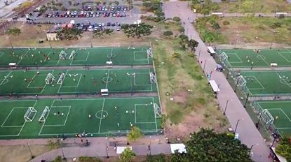 Parques para deportes en Guayaquil