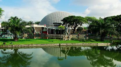 Parques al sur de Guayaquil