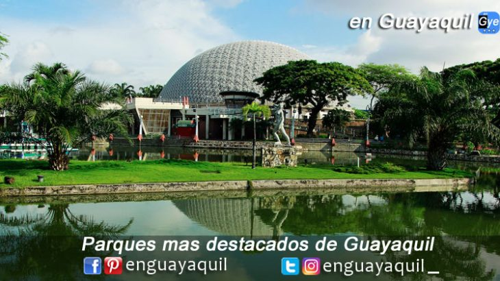 Parques de Guayaquil