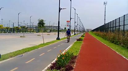 Parques al norte de Guayaquil
