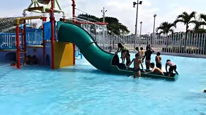Parques al suroeste de Guayaquil