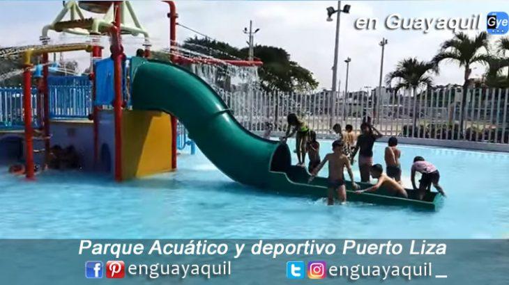 Parque acuatico deportivo Puerto Liza