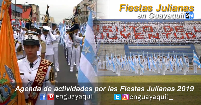 Fiestas Julianas Guayaquil