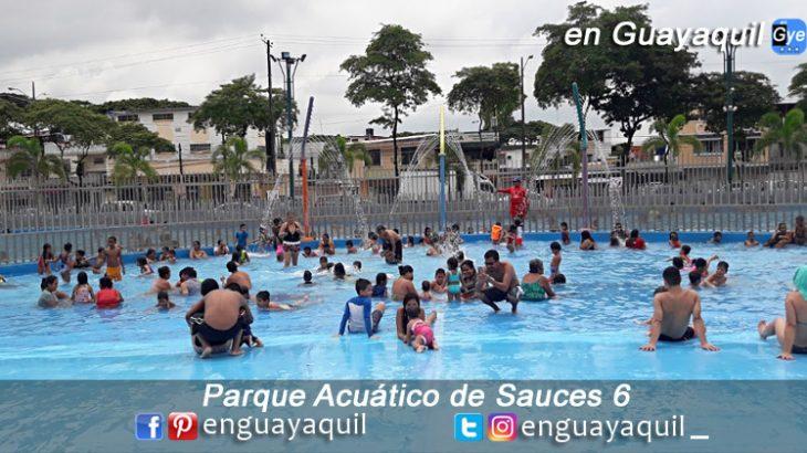 Parque Acuatico de Sauces 6