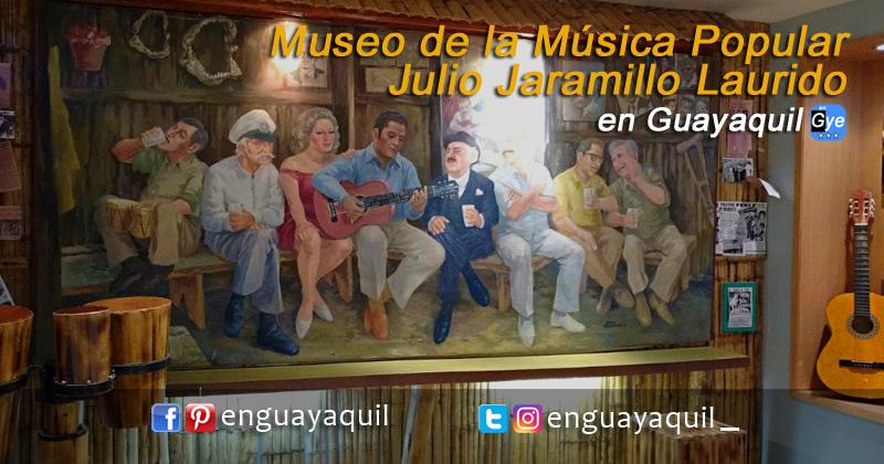 Museo de la música Popular  Julio Jaramillo