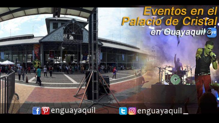 Palacio de Cristal Eventos
