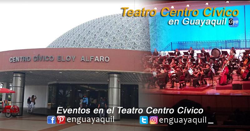 Centro Cívico Guayaquil Eventos