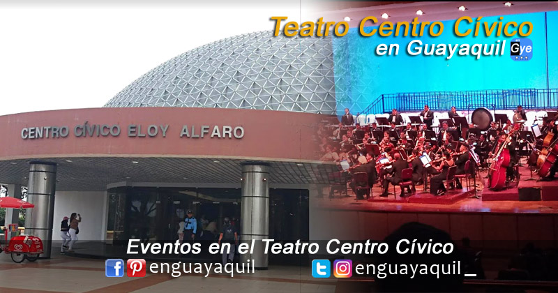 Centro Civico Guayaquil Eventos