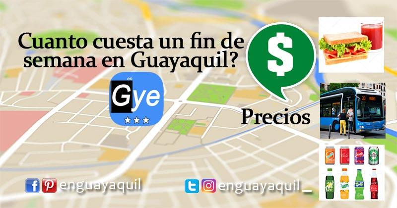 Guayaquil Ecuador Prices