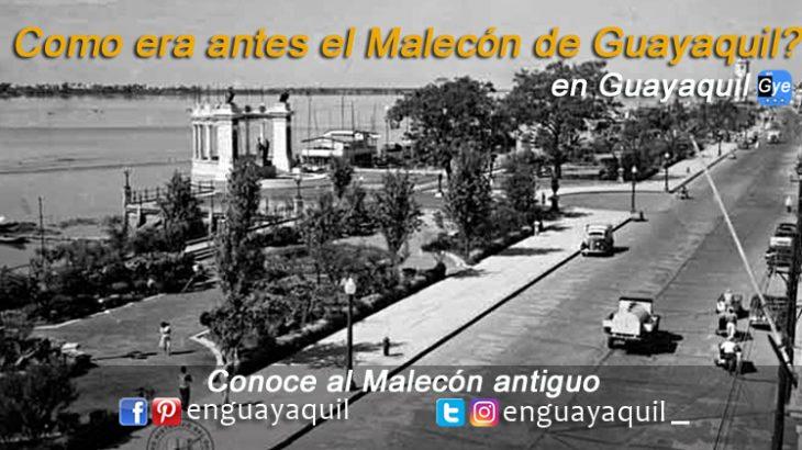 Historia del Malecon 2000