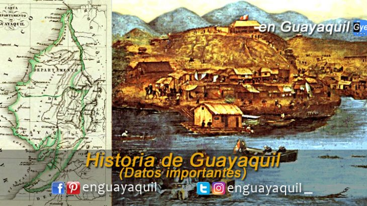 Historia de la Fundación e Independencia de Guayaquil