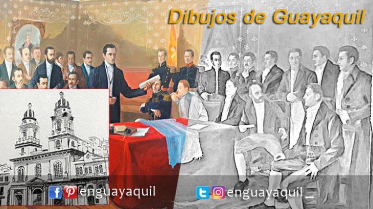 Dibujos de Guayaquil