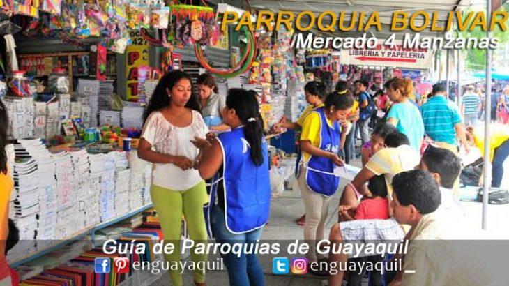 Parroquia Bolivar Guayaquil