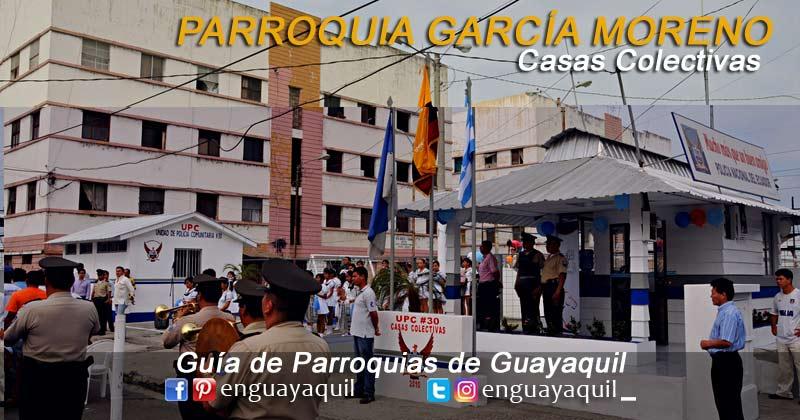 Parroquia García Moreno de Guayaquil