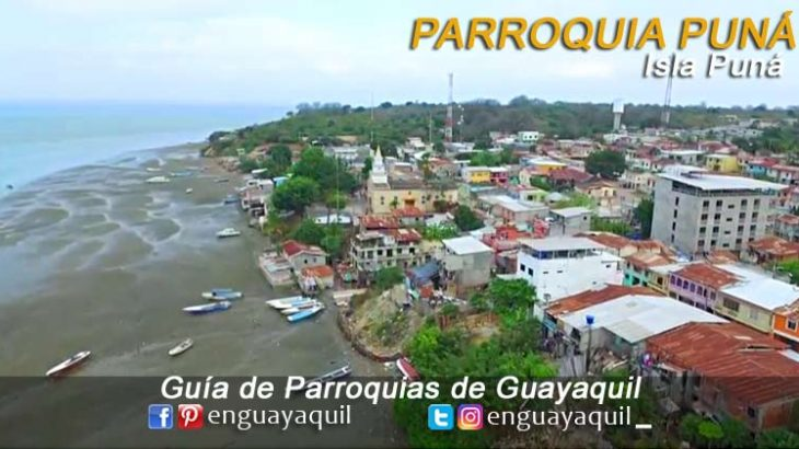 Isla Puna Ecuador