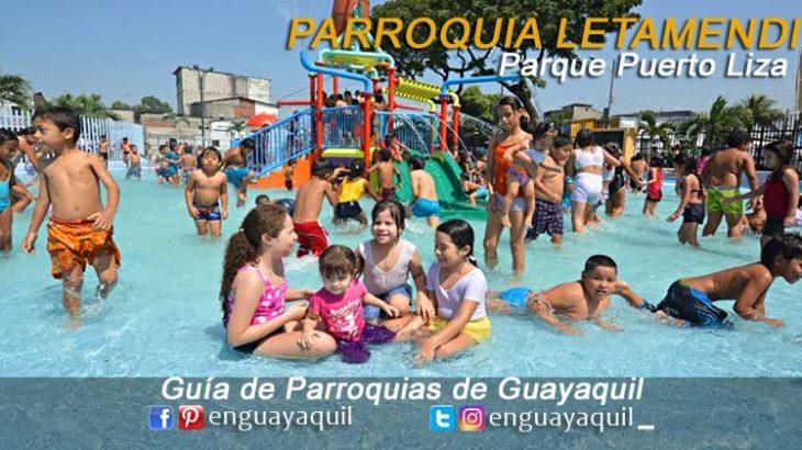 Parroquia Letamendi Guayaquil