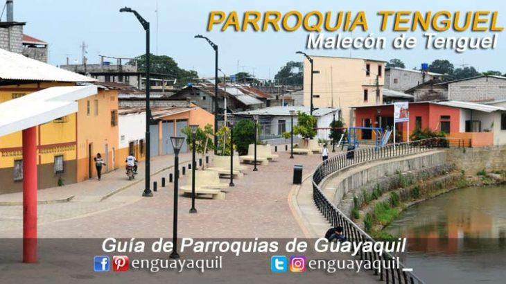 Parroquia Tenguel Ecuador