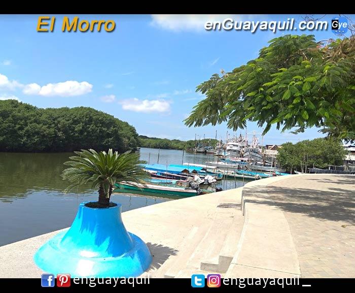 Puerto el Morro Guayaquil