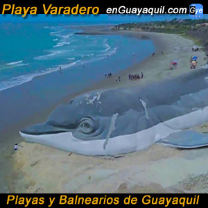 Playas en Guayaquil