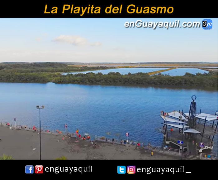 Playita del Guasmo Guayaquil