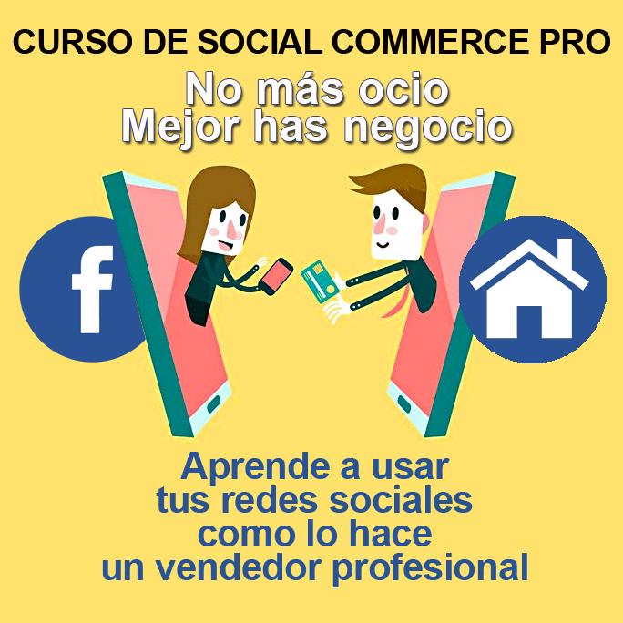 Como vender en Redes Sociales? - Curso de Social Commerce para vendedores profesionales
