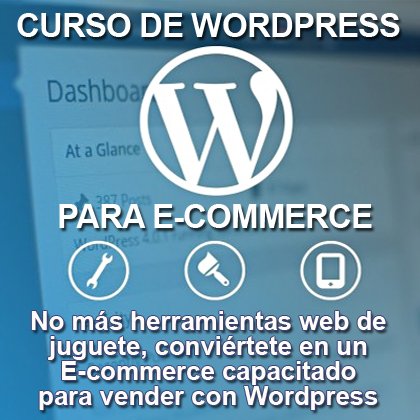 curso de wordpress presencial